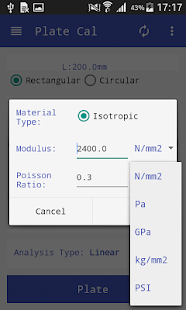Plate Calculator Lite- screenshot thumbnail