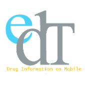 Medico Apps :edT Drug Info