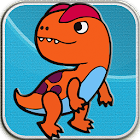 Dino World for kids - 4 in 1 icon