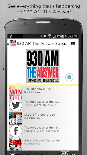 930AM The Answer