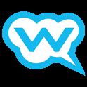 Free sms by whozzat icon