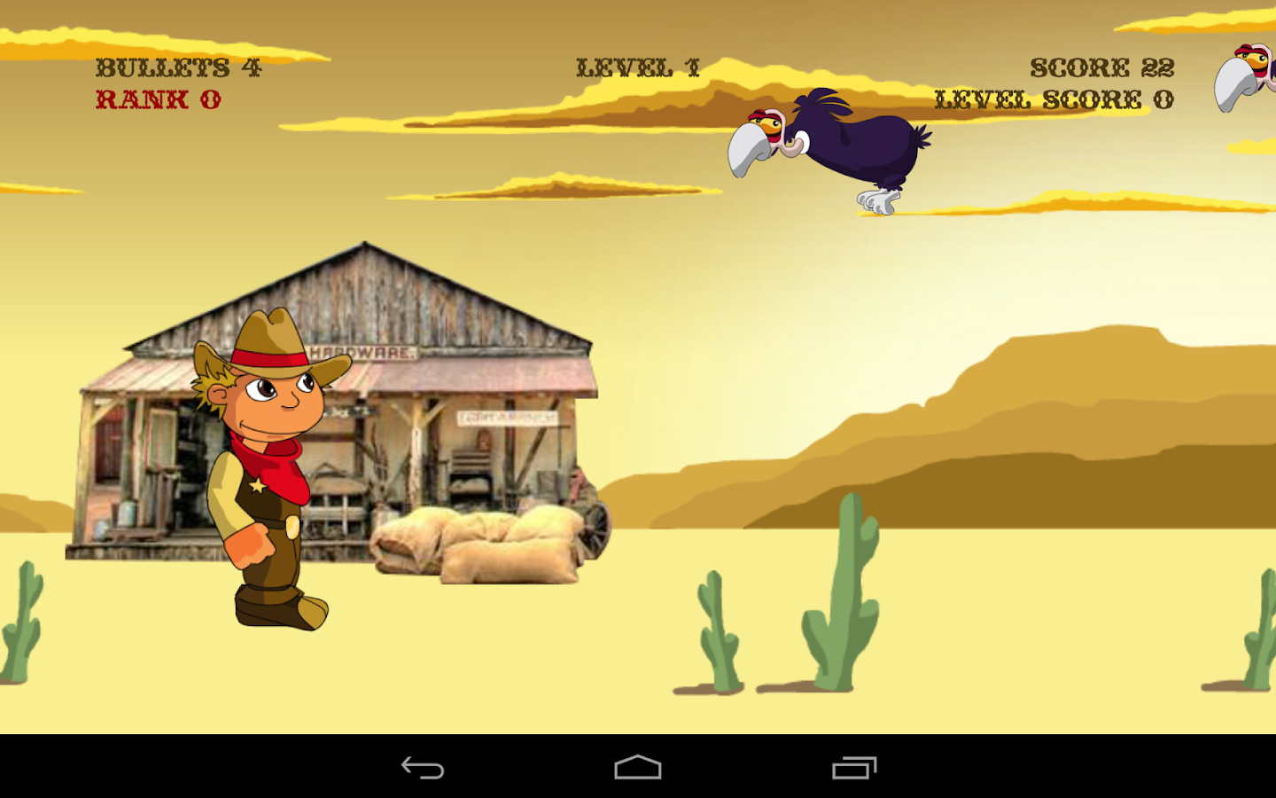 Jack. Wild West - screenshot
