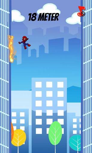 爬牆蜘蛛俠