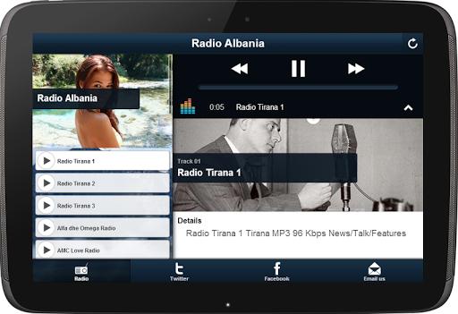 【免費娛樂App】Albanian Radio-APP點子