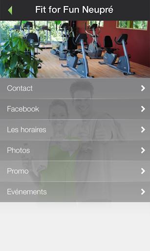 【免費健康App】Fit For Fun-APP點子