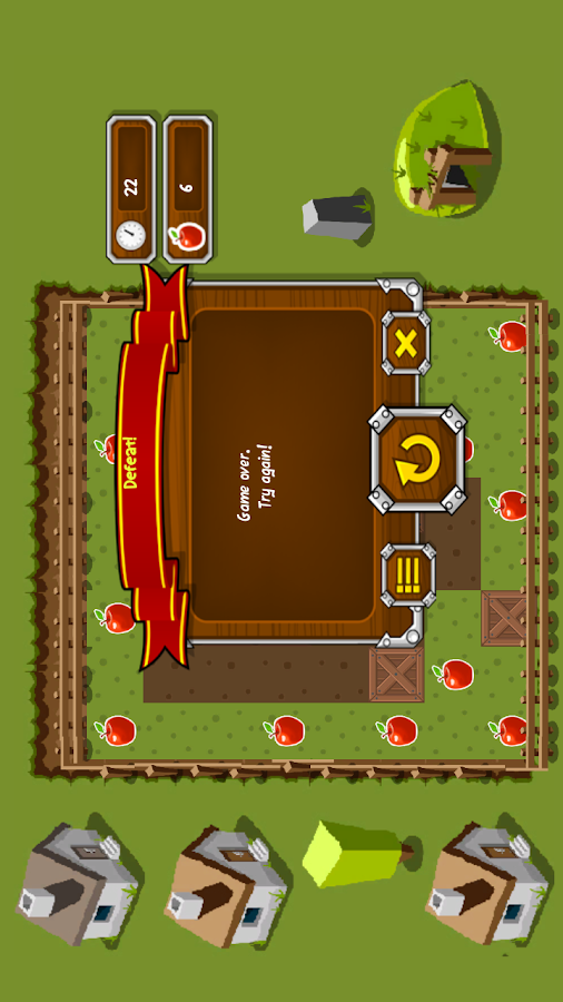 Apple Miner- screenshot