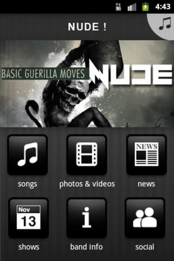 NUDE ! - screenshot