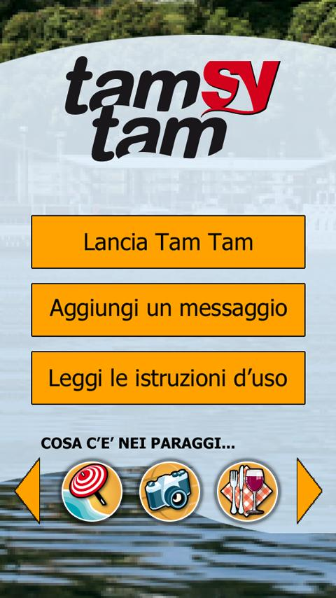 Tam Tam SoloVela - screenshot