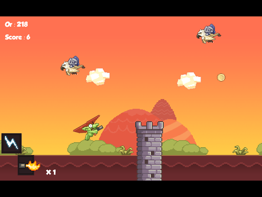 Flying Gobelin