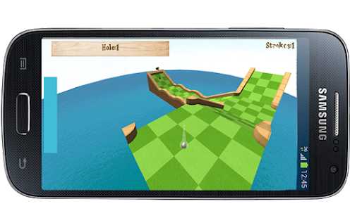 Mini Golf 3D- screenshot thumbnail