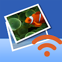 Wireless Transfer App icon