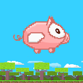 Floppy Bird - Pig Edition
