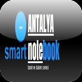 Antalya smart laptop