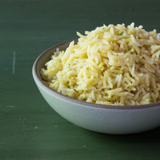 Perfect Fluffy Rice.