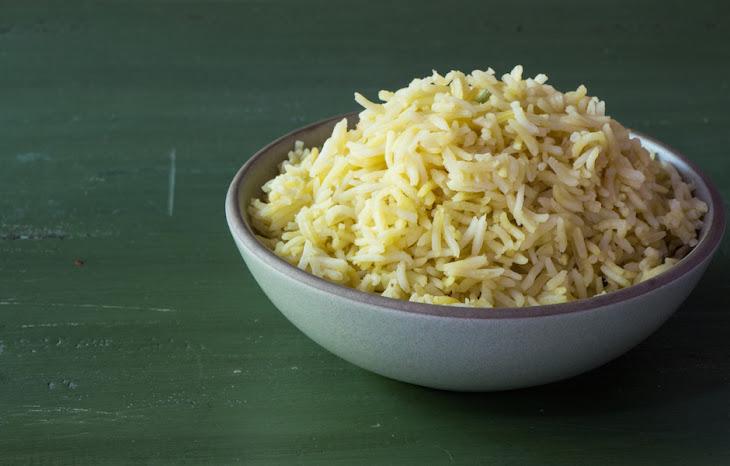 Perfect Fluffy Rice Recipe