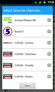 What's On TV Pro- screenshot thumbnail