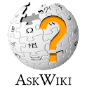 AskWiki -voice recognition logo