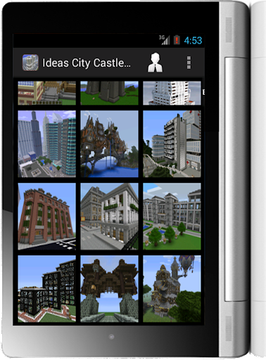 Ideas City Castle Minecraft Mc