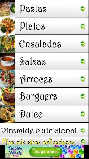 Recetas Veganas- Cocina Gratis