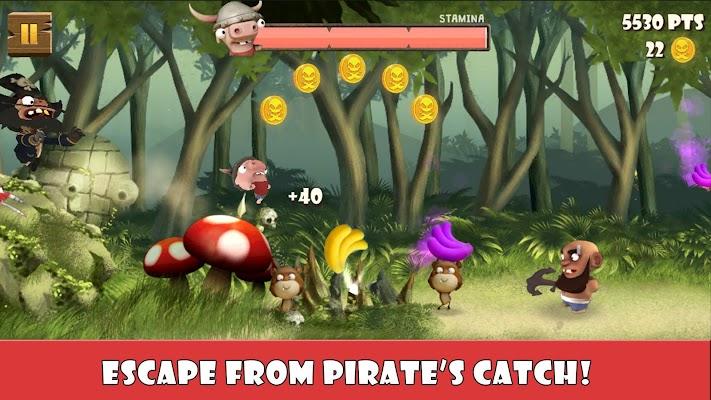 Barty Run - screenshot