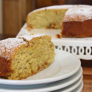 Olive Oil Cake.