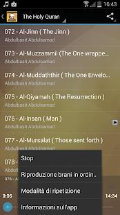 Abdulbasit_Quran With English screenshot
