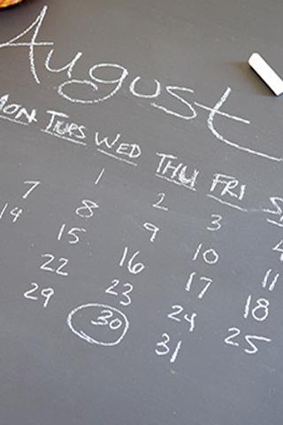 Stylish Calendar
