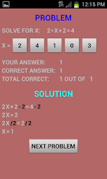 Algebra 102 APK screenshot thumbnail 5