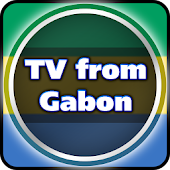 TV from Gabon