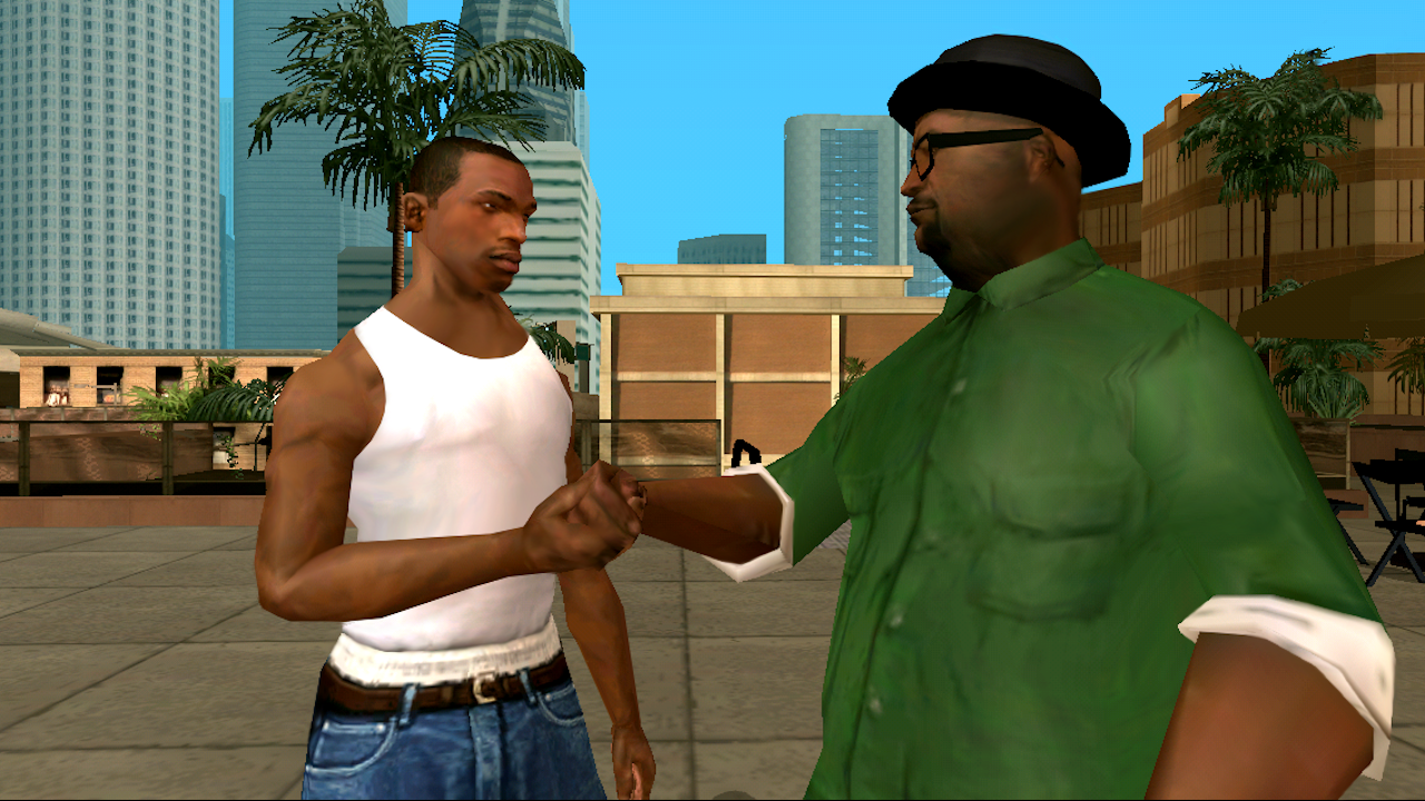 Grand Theft Auto: San Andreas- screenshot
