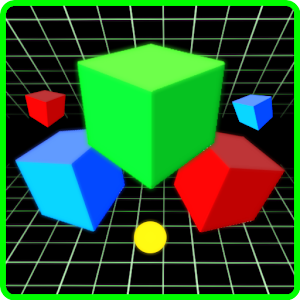 Cubemetry Wars HD