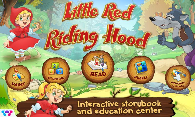 casino online games red riding hood online