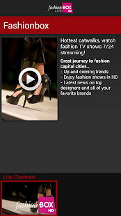 Fashionbox Live - screenshot thumbnail