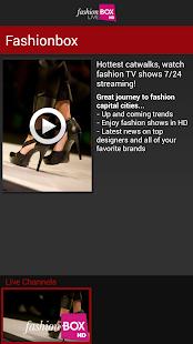 Fashionbox Live- screenshot thumbnail
