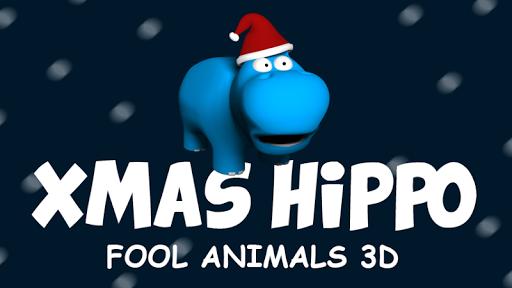 Fool Animals 3d - XmasHippo