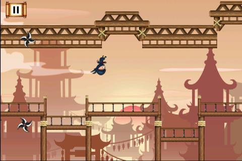 Yoo Ninja! Free- screenshot