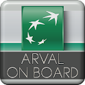 Arval on Board icon