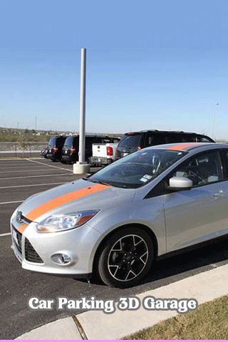 Official 3D Garage Car Parking