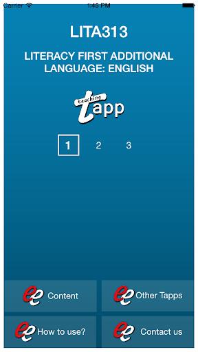 TAPP LITA313 ENG2