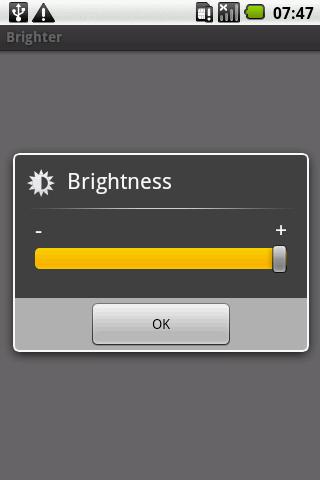 Brighter- screenshot