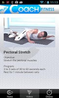 Screenshot of Stretching for Sports