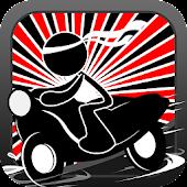 The Runaway Motorbike