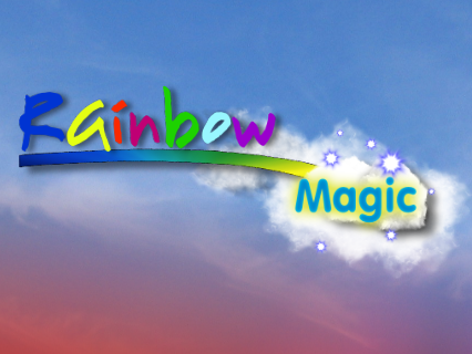 Rainbow Magic!- screenshot