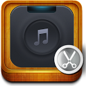 Ringtone Maker + Audio Cutter icon