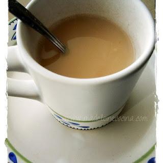 Indian Chai Tea.