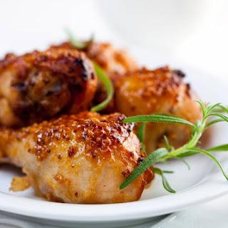Zuid Afrikaanse Kip Met Honing en Mosterd Recipe