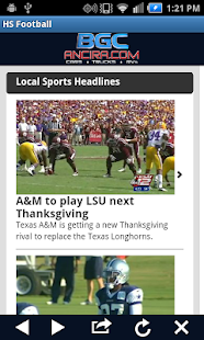 KSAT 12 Big Game Coverage - screenshot thumbnail