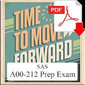 SAS A00-212 Prep Exam