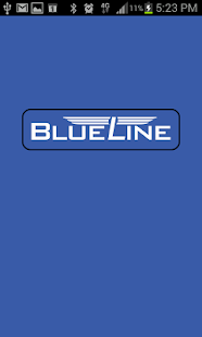 Blueline Taxi Ottawa- screenshot thumbnail