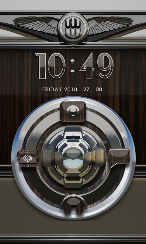 GO Locker theme Ars- screenshot